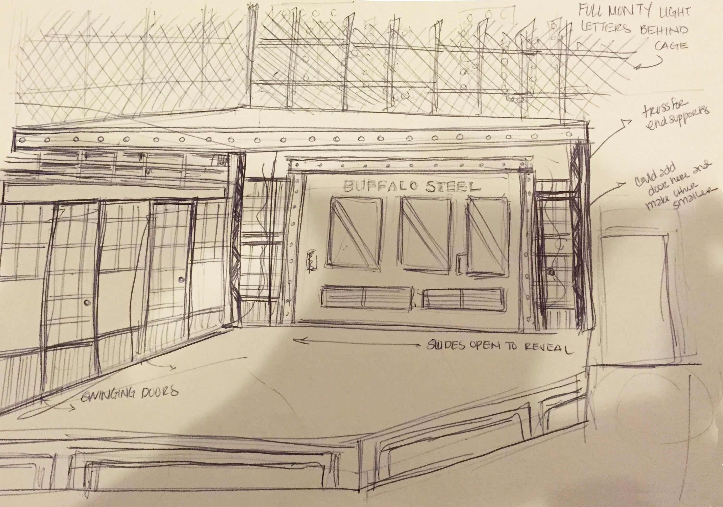 FM sketch